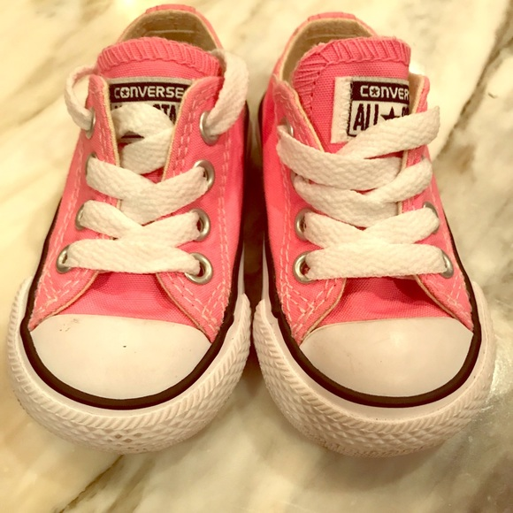 896384150aef Converse Other - Converse Chuck Taylor All Star Low Top Infant Shoe